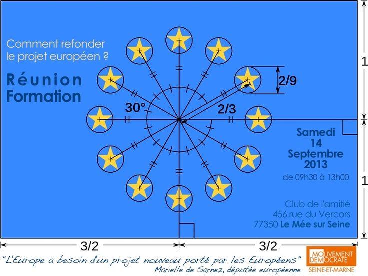 Le MoDEM 77 vous invite � parler d�Europe, politique forte, d�mocratique, le samedi 14 septembre 2013 � Nous voulons une Europe politique forte, d�mocratique et capable de relever les d�fis du XXIe si�cle � Chers ami(e)s, Comme vous le savez, l�id�al...