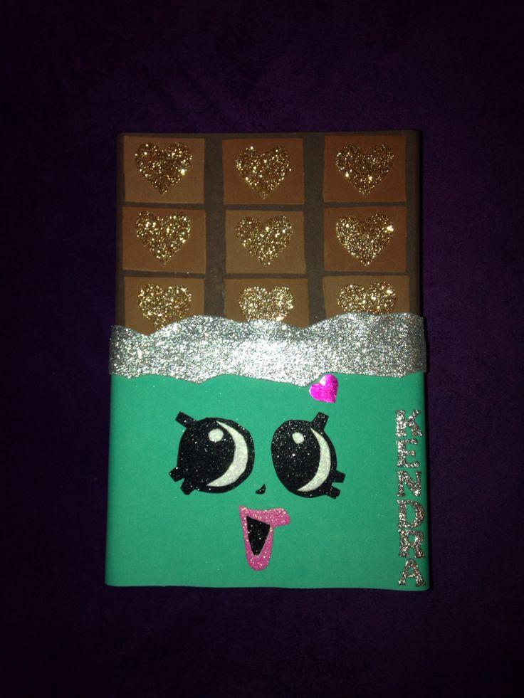 Shopkins Valentines Day Card Box