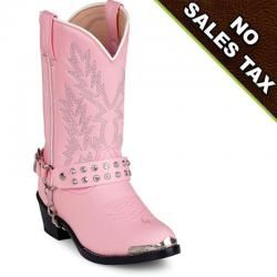Durango Kids Pink Cowboy Boot. Wish they came in adult sizes. :- (
