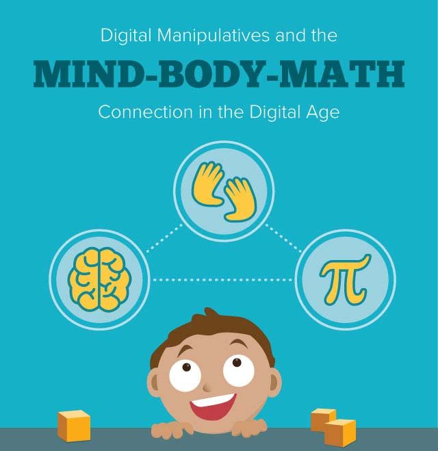 Mind-Body Math: Manipulatives in the Digital Age