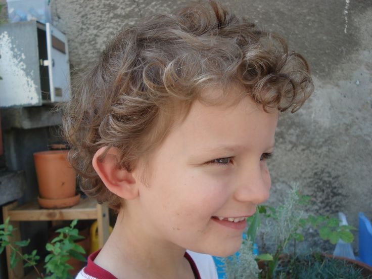 Curly Hairstyle For Toddler : 41 best kids haircut images on pinterest