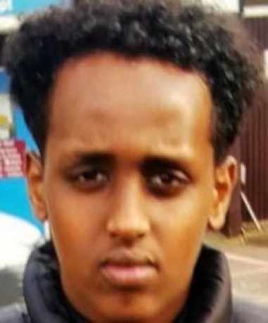 Missing: Khalid Mohamud, Haringey, London, United Kingdom