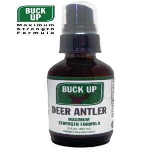 Buck Up! Deer Antler Extract (2 oz.)