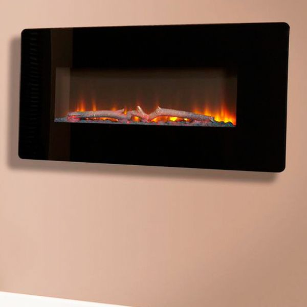 25 best ideas about electric fires on pinterest. Black Bedroom Furniture Sets. Home Design Ideas