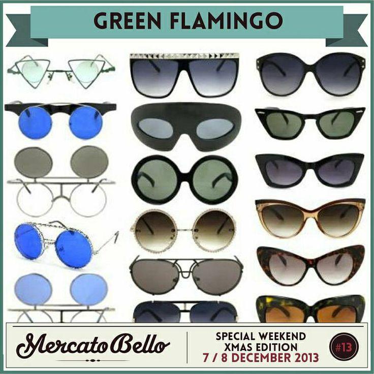 • Green Flamingo Vintage  Una nuova linea di occhiali per tutte le tasche insieme a gioielli handmade di ispirazione retro.  Linee sempre attuali per accessori molto alla moda.