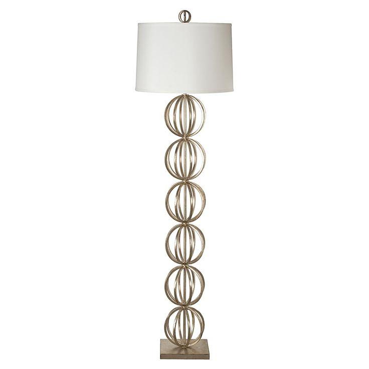Bassett Atlas Floor Lamp