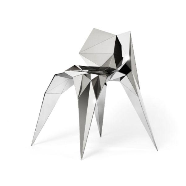 Zhang Zhoujie's Triangulation Chairs