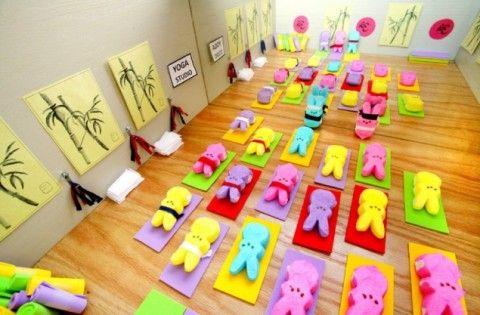 Yoga class Peeps!