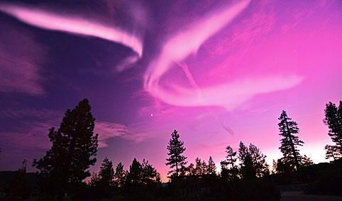 6 lugares asequibles dónde ver auroras boreales este invierno