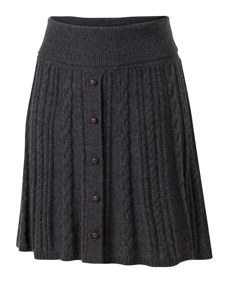 skirt inspiration: the little buttons