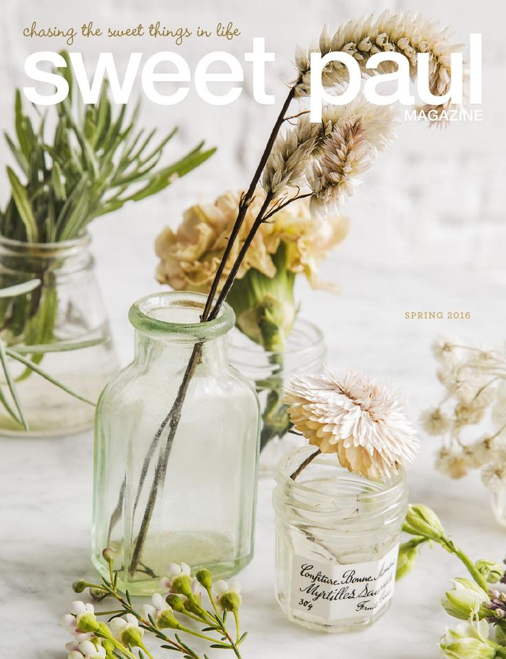 Features include: Sweet Paul Meets Nigella Lawson!, Paper Clay Crafts, RAMPS!, Spring Cooking, Pretty In Pink Recipes, A Visit to Brunette Wine Bar, Make Your Own Yogurt, Danish Cooking with Sif Orellana, A Trip to Mumbai, Wild for Tulips, Vegan Cooking, Blue & White Easter, Q&A with Kelis, and so much more!