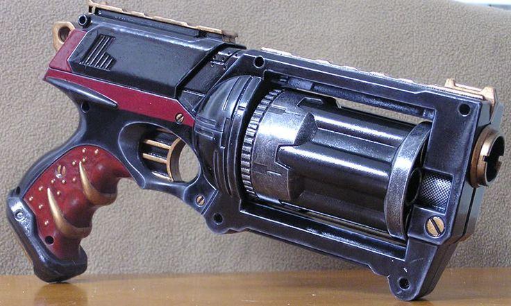 Mod Nerf gun