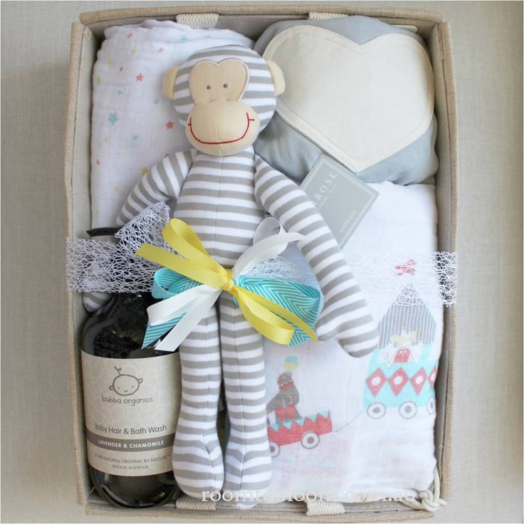 Room to Bloom Circus Magic Baby Gift Hamper (SOLD)