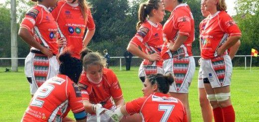 Rugby-Proust : Fanny Horta - Bajadita - 08/09/2014