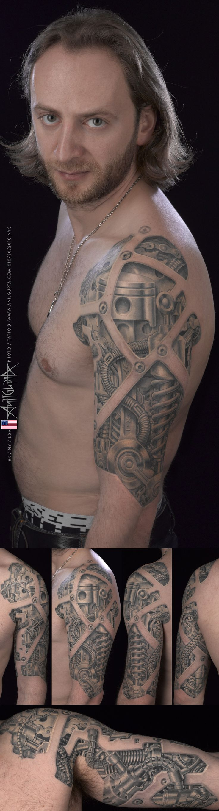 With that said 60 high horsepower piston tattoo designs for men - Find This Pin And More On Million Dollar Operation By Twickham3 Biomech Tattoo Best Tattoos