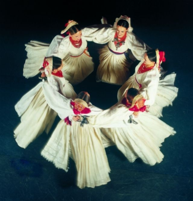 LADO National Folk Dance Ensemble of Croatia celebrates 60th anniversary in 2009
