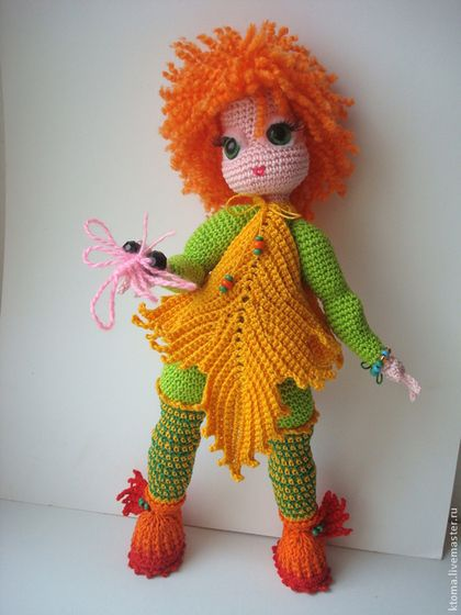Amigurumi Fairy Free Pattern : 17 Best images about Juguetes a crochet on Pinterest ...