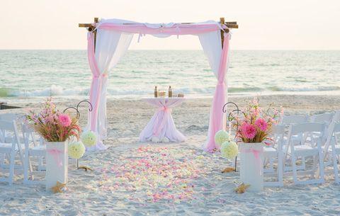 Simply in Love: Florida Beach Weddings