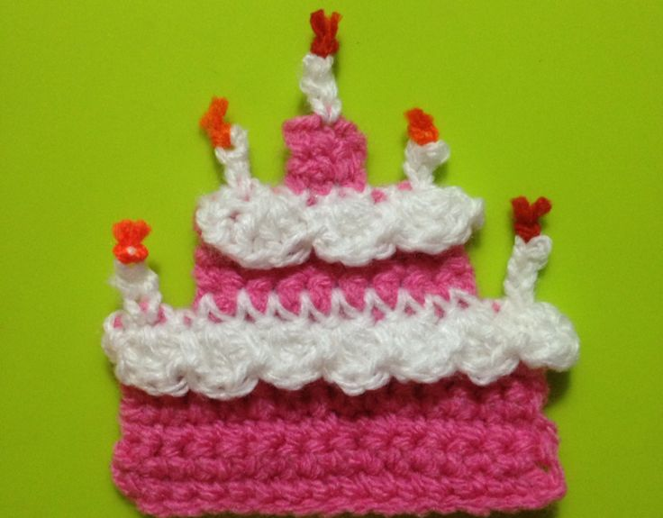 The 69 Best Crochetcakes Images On Pinterest Crochet Cake