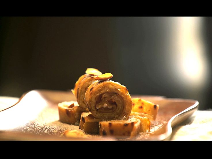 Irresistible wheat parathas stuffed with dry fruits and coconut powder