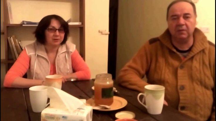 Как купить настоящий мед в Армении? Проба меда в отеле.
