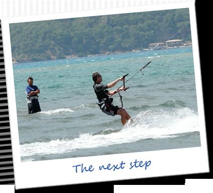 Next Steps Kite Course with Always Windy in Gokova Turkey