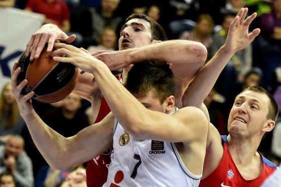 Noticias de Deportes : EUROLIGA TOP 16   CSKA-REAL MADRID»El CSKA arroll...