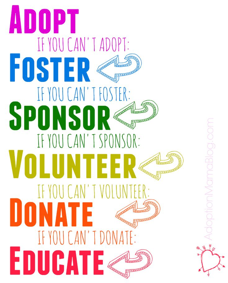 Raising awareness for world adoption day as well as National Adoption Month of November. Consider what you can do to help the cause!:
