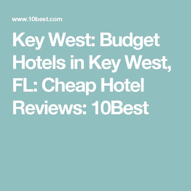Key West: Budget Hotels in Key West, FL: Cheap Hotel Reviews: 10Best