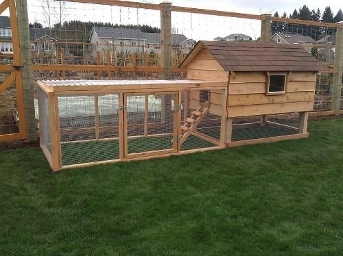 1000 ideas about portable chicken coop on pinterest for How to build a movable chicken coop