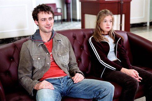 Still of Callum Blue and Ellen Muth in Dead Like Me (2003)