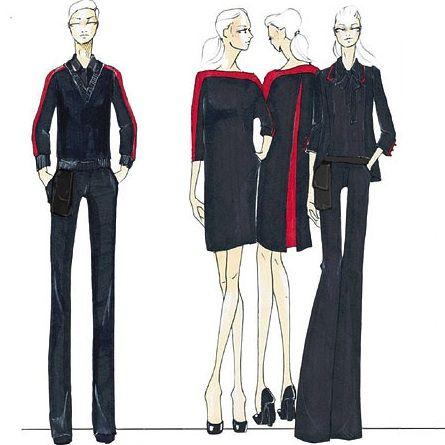 Best 25 hotel uniform ideas on pinterest cafe uniform for Spa uniform singapore