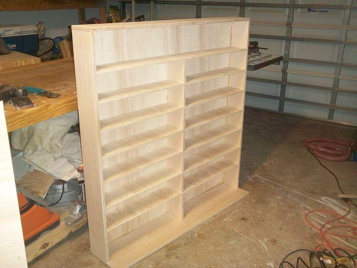 Woodwork Cd Shelf Plans PDF Plans
