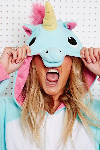 Kigu - Costume de licorne chez Urban Outfitters