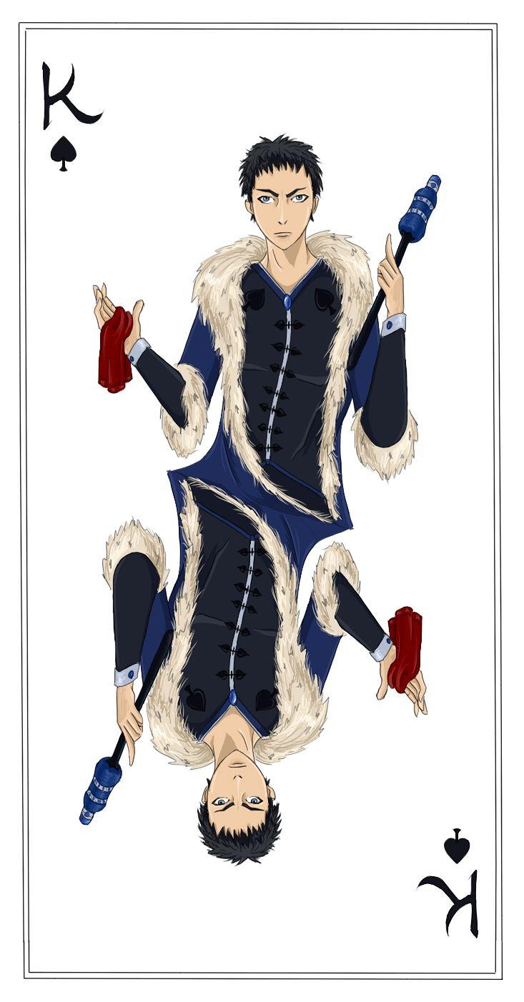 От всей души и со всем старанием, в дар замечательным кисемацу-шипперам на Кисемацу-недельку :3 Мне сказали, у них сейчас пятница.  Название: Jack of Hearts Автор: Золотые Колеса Форма: арт Персона... — Дракон смеётся, колёса катятся