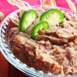 Refried Beans Without the Refry Allrecipes.com