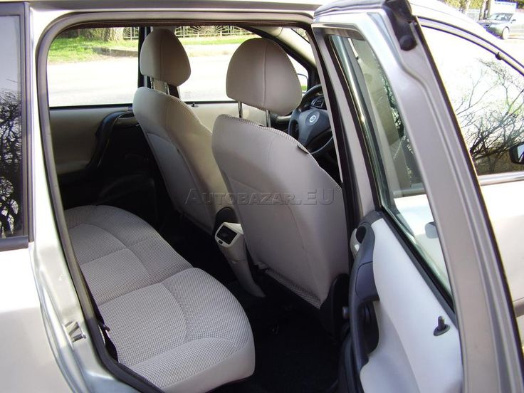 Fiat Stilo Multi Wagon 1.9 JTD Actual