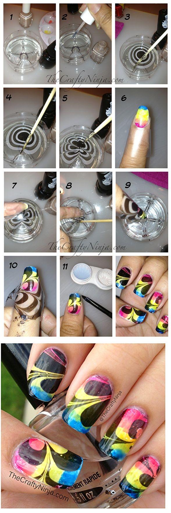 131 besten Nail art Bilder auf Pinterest   Nagelkunst, Nageldesign ...