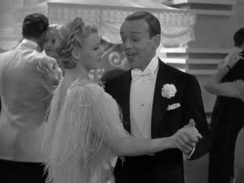 """Cheek to Cheek"" from ""Top Hat"" (1936). Happy Birthday Fred Astaire! Love us some Fred and Ginger."