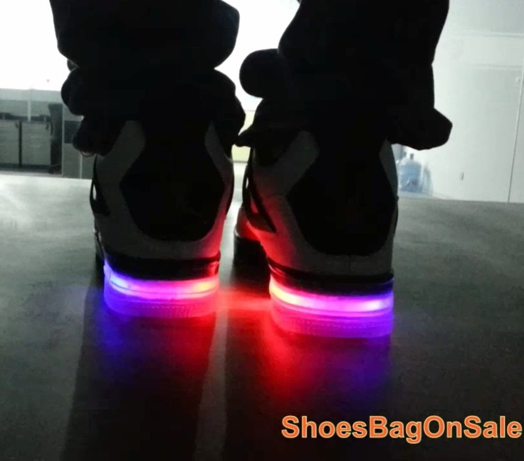 Light up Air jordan 4(IV) - http://www.shoesbagonline.com/Air-Jordan-4-c3787.html