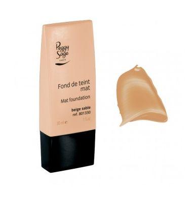 Matte foundation - beige sable 30ml op PrettyMe.be! De webshop voor kwalitatieve make-up en schoonheidsproducten! Gratis levering in BE & NL!