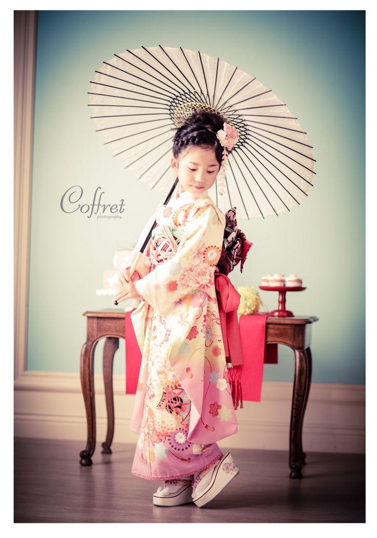 先日のお客様*あおちゃん&あいちゃん*|Coffret photography staff blog