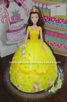 The 25 best Belle birthday cake ideas on Pinterest
