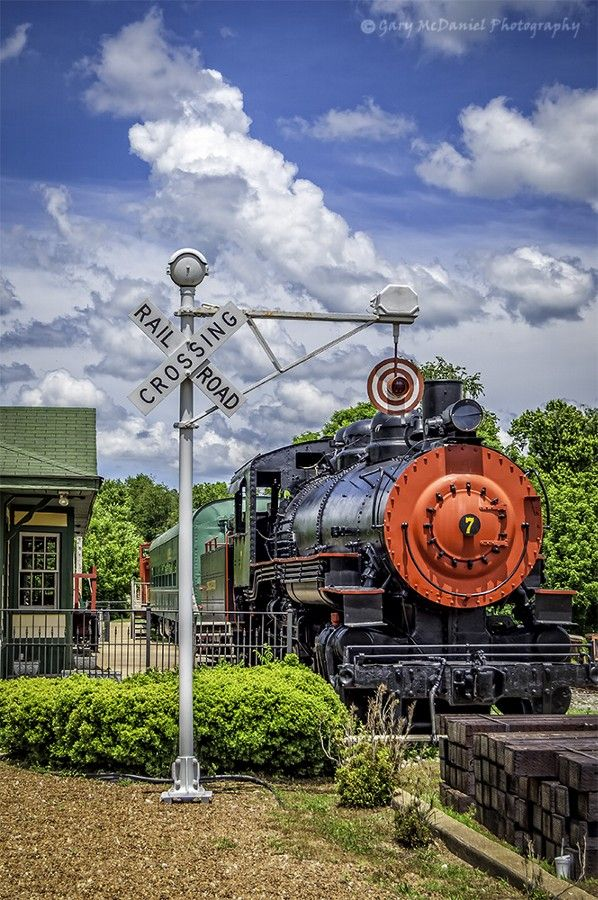 Photo Lynville TN Train Depot by Gary McDaniel