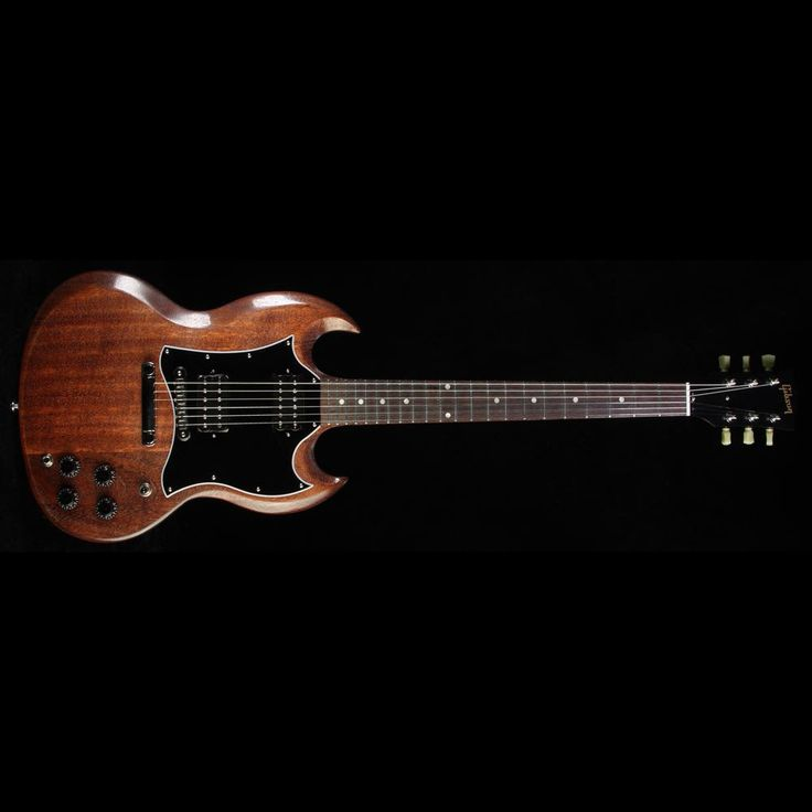 2017 Gibson SG Faded T Electric Guitar Worn Brown