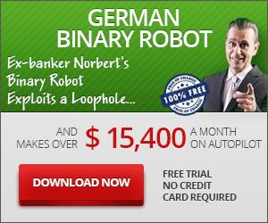 """Here is almost """"magical"""" software out made by an German banker called Norbert. This software automatically BETS on stock markets and predicts the outcome in 60 seconds.. with an accuracy of 85%. That`s right. AUTOMATED 60 second betting, raking in 200% on your bankroll and more daily."""