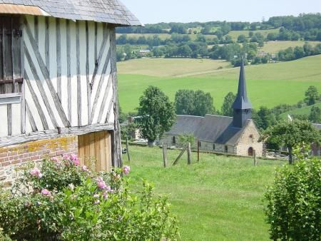 Camembert (France). This small and very old village in Normandy gave its name to the worldwide cheese legend. Enjoy the scenery and taste and buy real Camembert here!