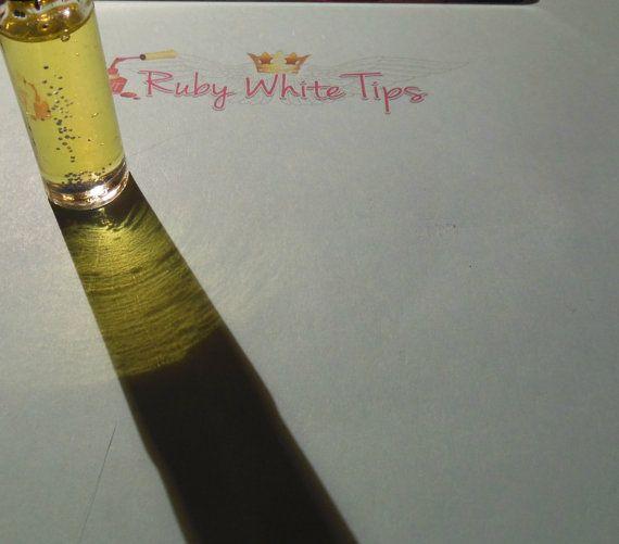 Bye Bye Dry Cuticle Oil by RubyWhiteTips on Etsy