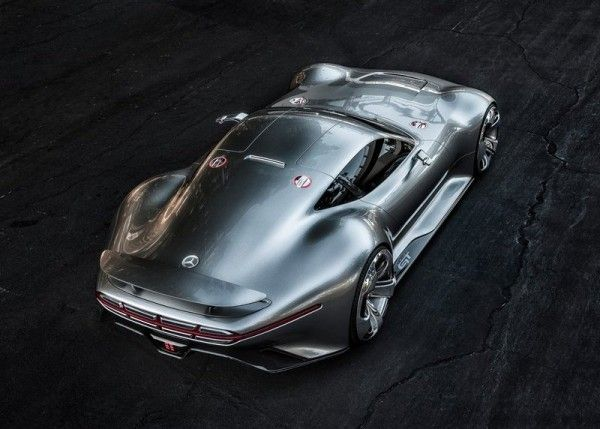 2013 Mercedes Benz Vision Gran Turismo Pictures 600x429 2013 Mercedes Benz Vision Gran Turismo Full Reviews with Images