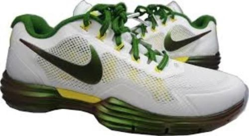NEW Mens Nike Lunar TR1 Trainer 1 Oregon Duck Shoes White Green 574266 103 SZ 12 #Clothing, Shoes & Accessories:Men's Shoes:Athletic #socialmatic05 $160.00